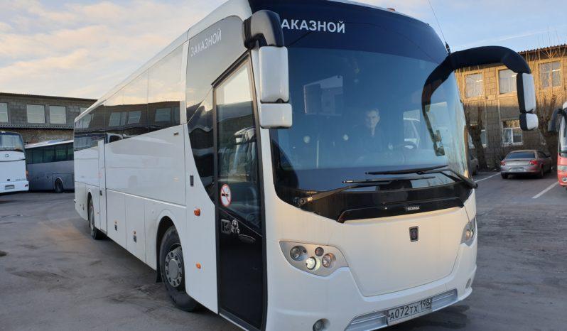 Аренда автобуса с водителем в СПб / Scania Omni Express