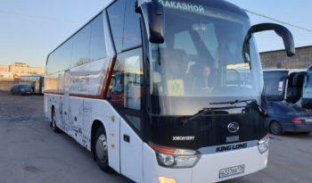 Аренда автобуса с водителем в СПб / King Long 2013