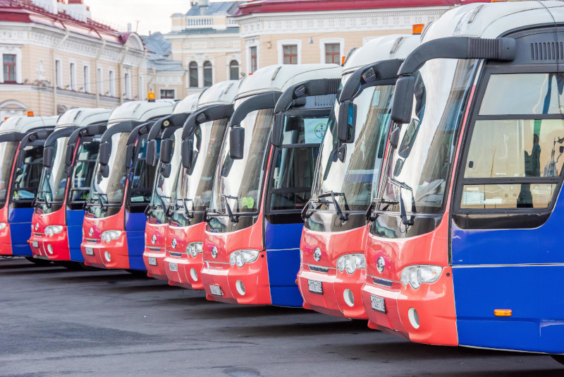 Автобусы на 40 мест